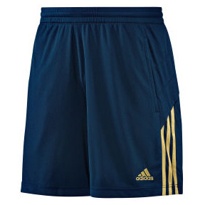adidas Predator David Beckham Soccer Short (Navy/Gold)
