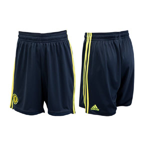 adidas Chelsea Soccer Short (Away 2009/10)