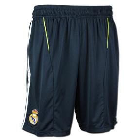 adidas Real Madrid Soccer Short (Away 2010/11)