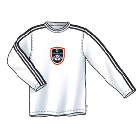 adidas World Cup 2006 Bayern Munich Crest Long Sleeve Tee