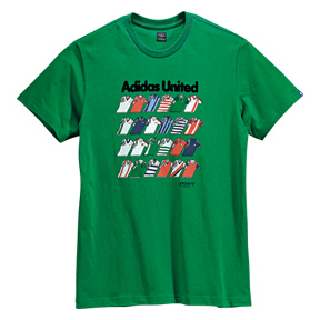 adidas United World Cup 2010 Soccer Tee