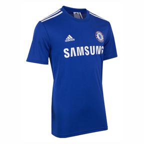 adidas Chelsea Soccer Jersey Tee (Home 2014/15)