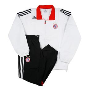 adidas Bayern Munich Soccer Presentation Suit