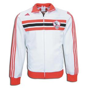 Adidas Egypt El-Zamalek Soccer Track Top