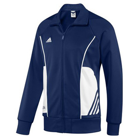 adidas USA World Cup Soccer Track Top (Navy Blue/White)