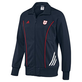 adidas England Soccer Track Top (Navy)