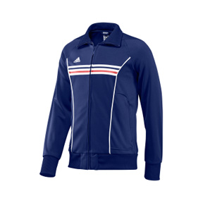 adidas France Soccer Track Top (2010/11)
