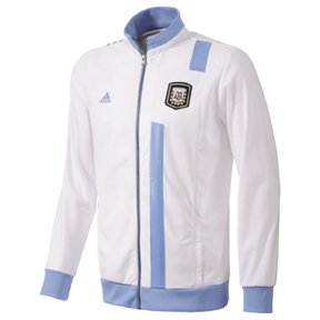 adidas Argentina Soccer Track Top (2013)