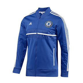 adidas Chelsea Anthem Soccer Track Top (2013/14)