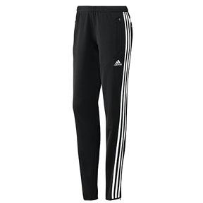 adidas Womens Tiro 13 Soccer Training Pant (Black/White)