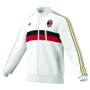 adidas AC Milan Anthem Soccer Track Top