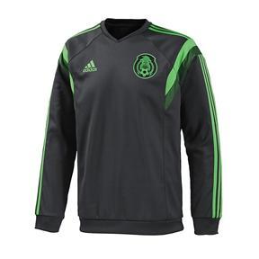adidas Mexico World Cup 2014 Soccer Sweatshirt