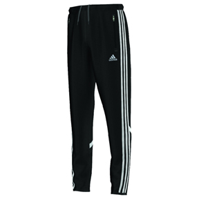 Adidas youth cono 14 soccer training pant black white