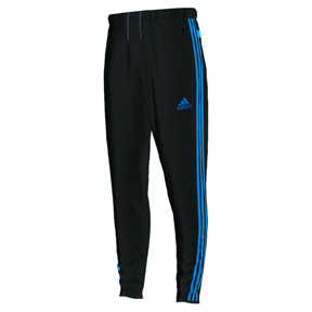 adidas Tiro 13 Soccer Training Pant (Black/Solar Blue)