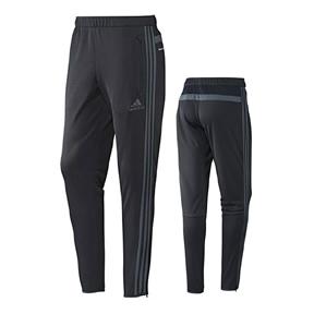 adidas Tiro 13 Soccer Training Pant (Dark Gray/Lead)