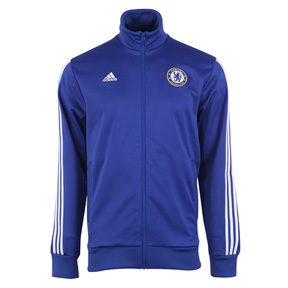 adidas Chelsea  FC Core Soccer Track Top (Chelsea Blue)