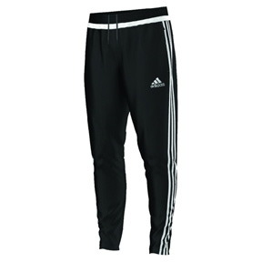 adidas Youth Tiro 15 Soccer Training Pant (Black/White)