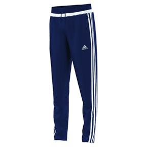 adidas Youth Tiro 15 Soccer Training Pant (Dark Blue/White)