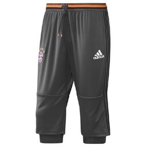 adidas  Bayern Munich  3/4 Soccer Training Pant (2016/17)
