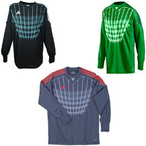 adidas Graphic Soccer Goalkeeper Jersey (2011)