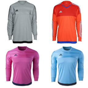 adidas Entry 15 Soccer Goalkeeper Jersey