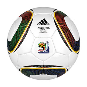 adidas Jabulani World Cup 2010 Replique Soccer Ball