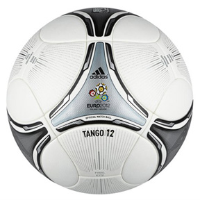 adidas  Euro 2012 Tango 12 Finale Official Match Soccer Ball