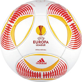 adidas  Predator Europa League Match Soccer Ball