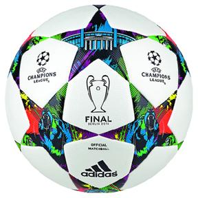 adidas   Finale  15 Berlin UEFA CL Official Match Soccer Ball