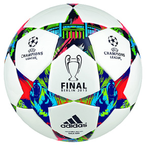 adidas Finale Berlin 5x5 Sala Soccer Ball