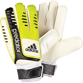 adidas Predator Training Soccer Goalkeeper Glove (Lab Lime)