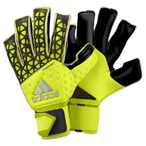 adidas  ACE Zones Fingersave Allround Goalkeeper Glove (Solar)
