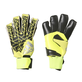 adidas  ACE Trans Fingersave Pro Soccer Goalkeeper Glove (Solar/Black)