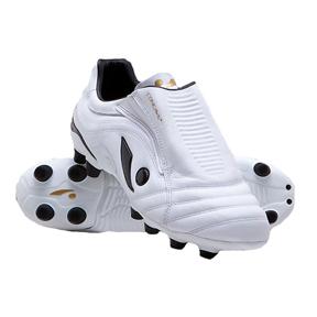 Concave PT + C FG Soccer Shoes (White/Black)