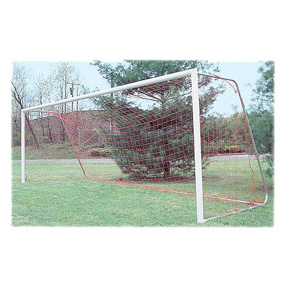 GOAL Sporting Goods Official Round Post Soccer Goal (8 x 24)