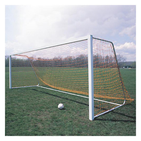 GOAL Sporting Goods Official Square Post Soccer Goal (8 x 24)