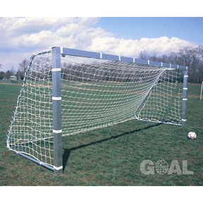 GOAL Sporting Goods Telescoping Adjustable Soccer Goal