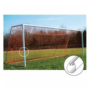 GOAL Sporting Goods ElliptiGoal Official Soccer Goal (8 x 24)