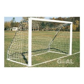 GOAL Sporting Goods Official Indoor / Outdoor Square Post Soccer Goal