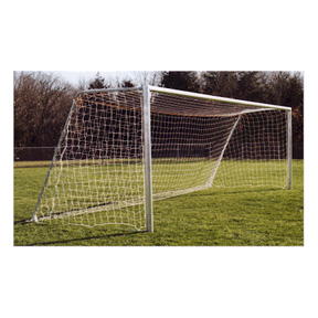 GOAL Sporting Goods Official Round Post Unpainted Soccer Goal
