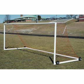 GOAL Sporting Goods Elliptical Official Channel Soccer Goal (6.5 x 18)