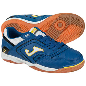 Joma Lozano Futsal / Indoor Soccer Shoes (Blue/White)