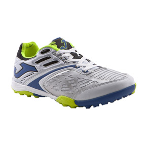 Joma Lozano Turf Soccer Shoes (White/Blue)