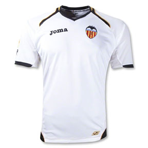 Joma Valencia Soccer Jersey (Home 2011/12)