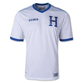 Joma Youth  Honduras World Cup 2014 Soccer Jersey (Home)
