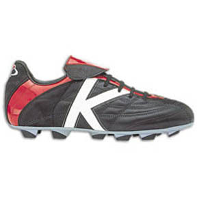 Kelme Toro TRX FG Soccer Shoes (Black/Red)