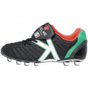 Kelme Mexico Azteca FG Soccer Shoes (Black