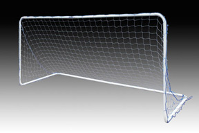 Kwik Goal Sharp Shooter Soccer Goal (5 x 10)