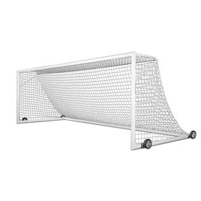 Kwik Goal  Pro Premier European Match Play Soccer Goal (8 x 24)