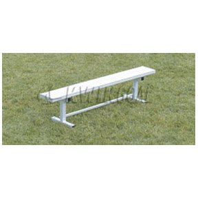 KwikGoal 6' Bench (without back)
